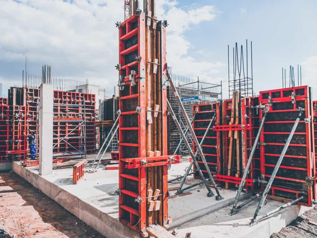 Commercial Construction Job